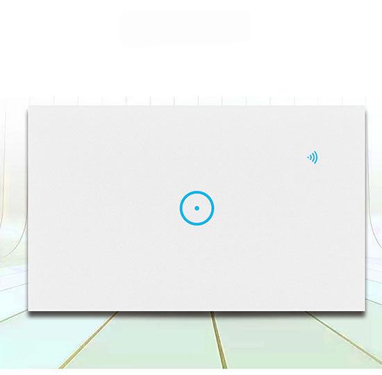Pembuatan Asli Smart Timer Otomatis Switch Lampu untuk Rumah Australia Dinding Kontrol Telepon Akses Internet Nirkabel