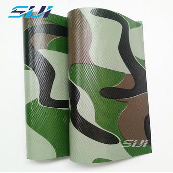 High quality camouflage fabric PVC coated tarpaulin military tent material