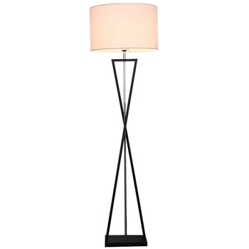 Custom Minimalist Hotel Metal Corner Floor Lights Luxury Tripod Modern Stand Light Floor Lamp For Living Room
