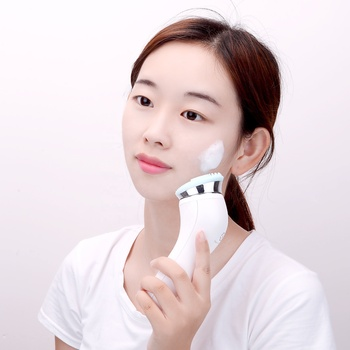 best electric facial cleansing brush for face sensitive skin home use