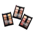 For me Only Brand Fast Delivery Fashion Ladies Makeup Palettes 8 Colors Eye Shadow Shimmer Matte Eyeshadow Lidschatten