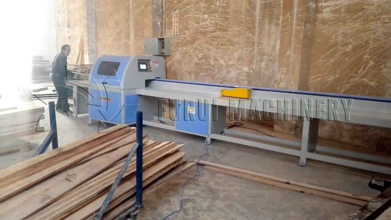 Alta eficiência da máquina de madeira de corte do feixe off saw máquina/bloco de madeira máquina de corte/máquina de serra circular para bar
