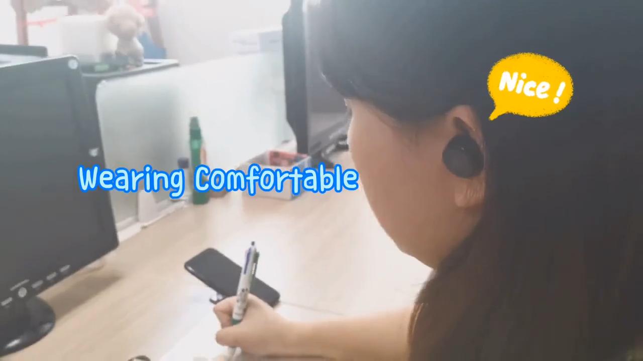 Oem Odm Manufacturer Experienced Waterproof Wireless Headphone Earphone