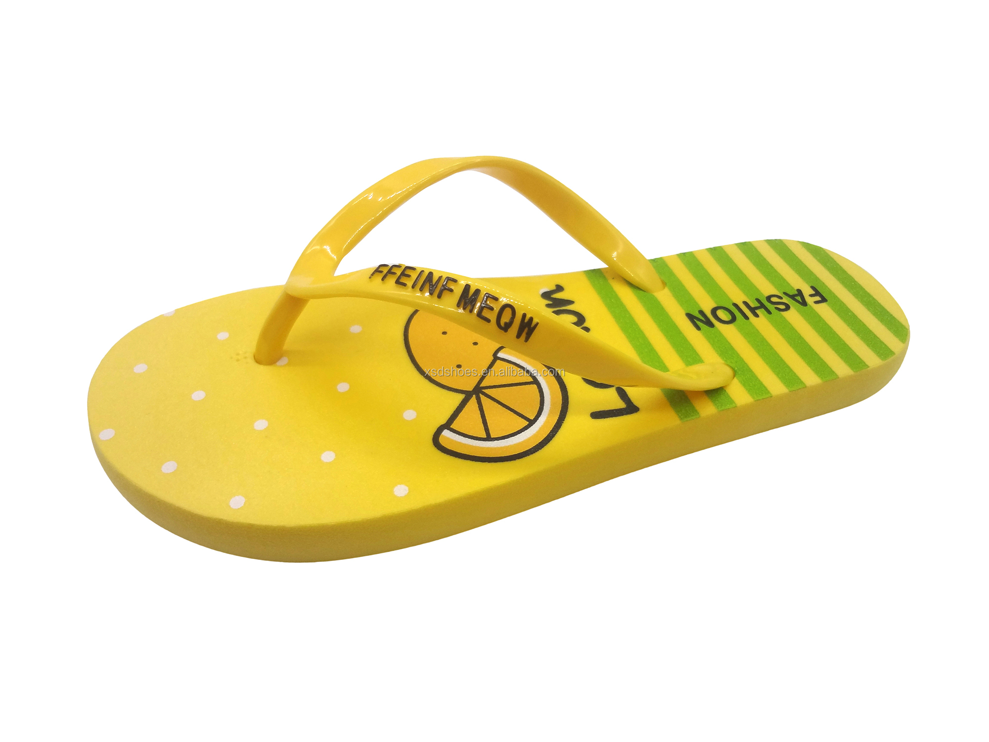 Beach slippers ladies sandals PVC woman summer flip flop