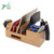 Multipurpose Storage Bamboo Box Stand Mobile Charging Station, Multiple Devices Organizer  For Desk