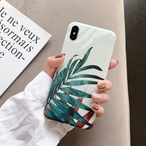 Vintage Silk Matte Floral Phone Case for Iphone 11 Case Cartoon Tpu l Phone Case for Iphone 7 11 Pro Xr X Max 6 8 Plus Soft