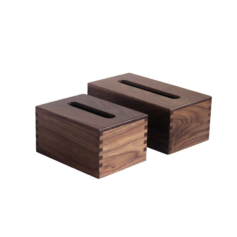 <strong>Wood</strong> Material and Decoration <strong>Product</strong> type tissue box