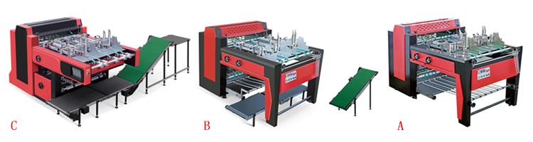 MSKC-1000C Automatische Kartonnen V Type Groovende Machine