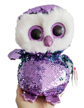 factory price famous TY big plastic eyes soft toys Bestseller Fashionable sweet beautiful holiday love doll gift