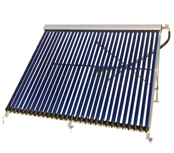swimming Pool Module Evacuated Heat Pipe Vacuum Glass Tube Solar Collector