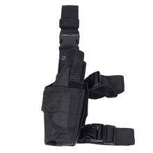 Tactical Airsoft Universal <span class=keywords><strong>Tornado</strong></span> Rechts Drop Bein Pistole Pistole Holster passend Glock 17 19 23