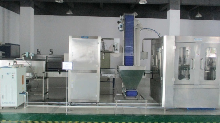 product-Automatic pe film Packing Machine for sale-JD WATER-img-3