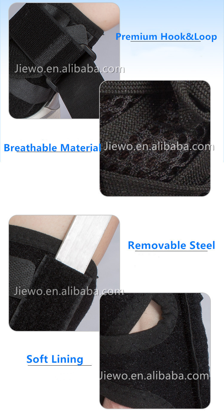 Sports Orthopedic Ankle Support Foot Splint Enhance Ankle Fracture Brace Ce Proved Adjustable Ankle Support