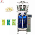 Filling Food Machine Automatic Packing And Sealing Machine Automatic Bag Forming Filling And Back Sealing Puffed Rice Small Sachet Food Packing Packaging Machine For Popcorn