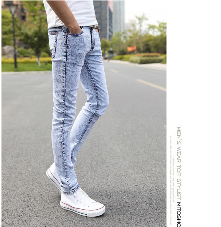 Pantalones Vaqueros Blancos De Algodon Y Licra Para Hombre Ajustados Buy Blanco Pantalones Vaqueros De Moda Blanco Vaqueros De Moda Para Hombre Blanco Jeans Product On Alibaba Com