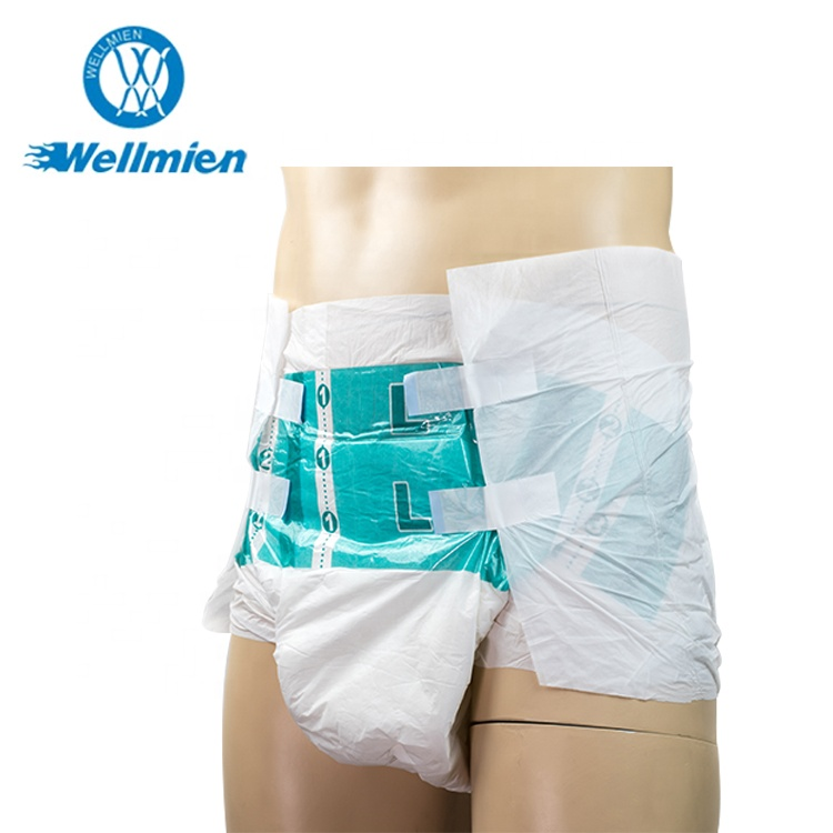 Quality Supersoft Absorbent Wholesale Disposable Adult Diapers