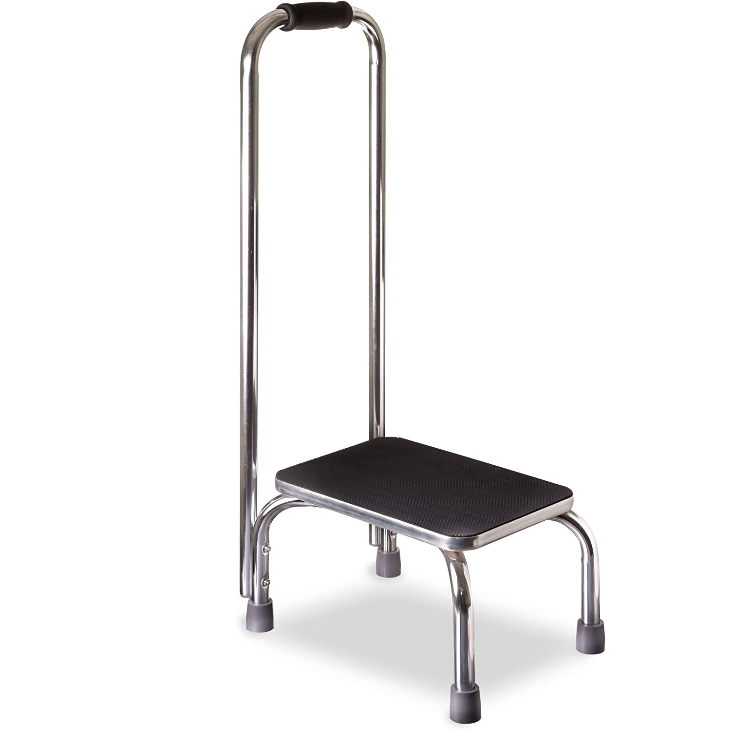 Elderly disabled fold foot Step Stool with Handle