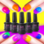 BIN Temperature Color Changing UV Nail Polish Gel