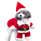Pet Clothes Sky Pet 2020 New Type High Quality Red Christmas Pet Accessories Dog Clothes Pet Clothes
