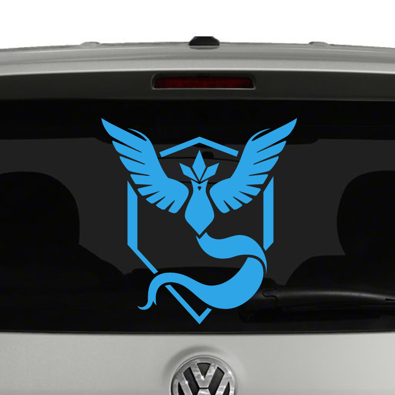 <strong>Hot</strong> sale wholesale Pokemon <strong>car</strong> body <strong>sticker</strong> on sale