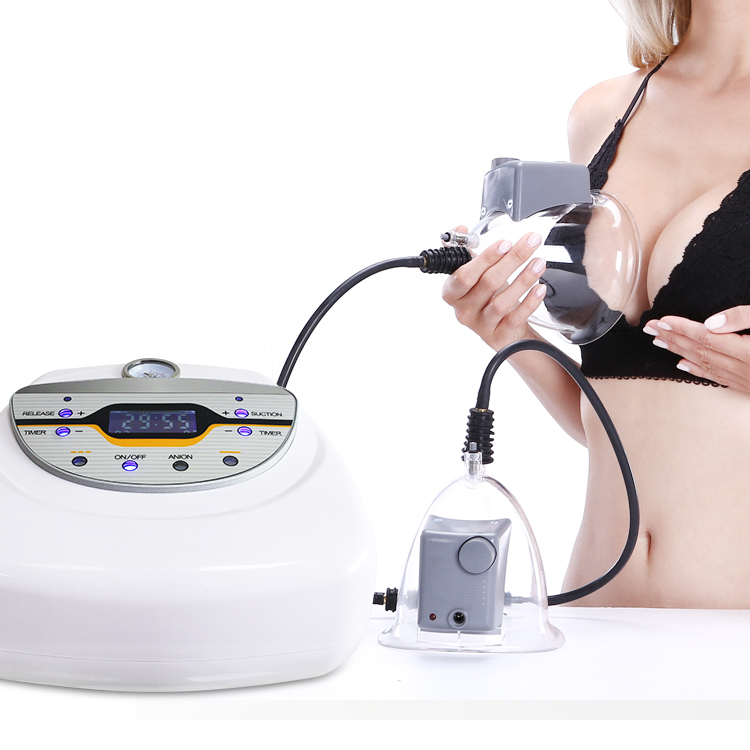 26 cups massage breast enlargement vacuum therapy buttocks lifting machine CE