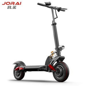 2019 new kick electric scooter adult Double motor high speed scooter