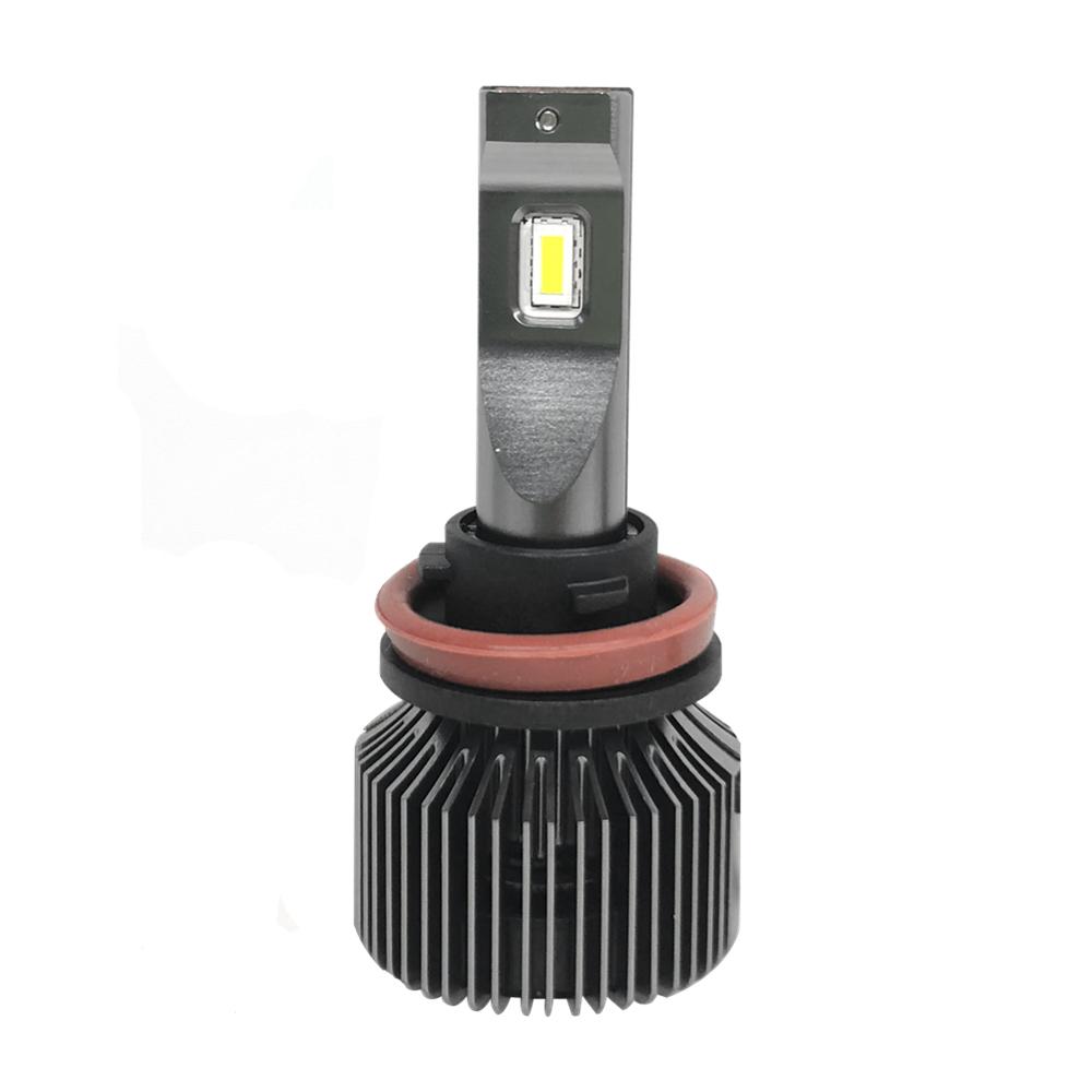 h11 led headlight bulb 6000k white 30000lm 40w  LED H11 H4 H7 auto led headlight bulbs