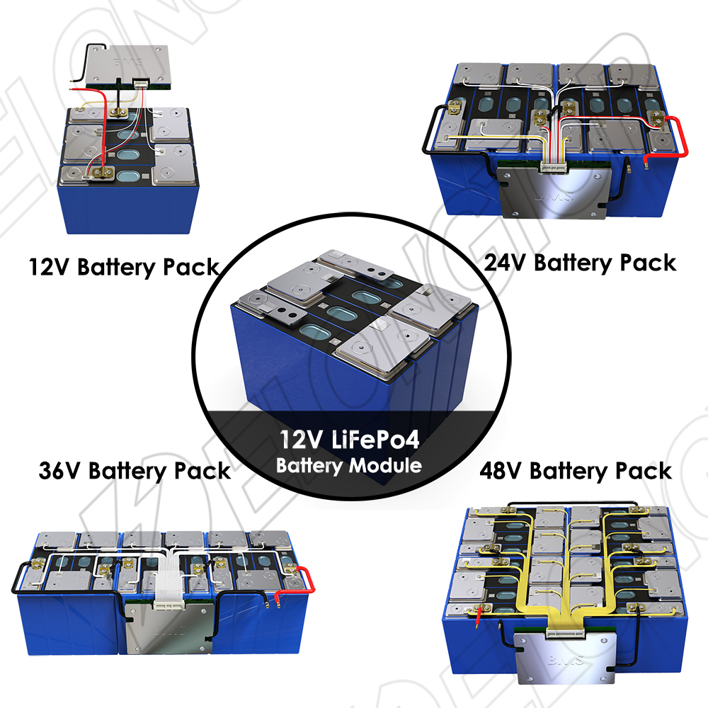 Rechargeable 24V 40Ah lithium iron phosphate battery for electric wheelchair