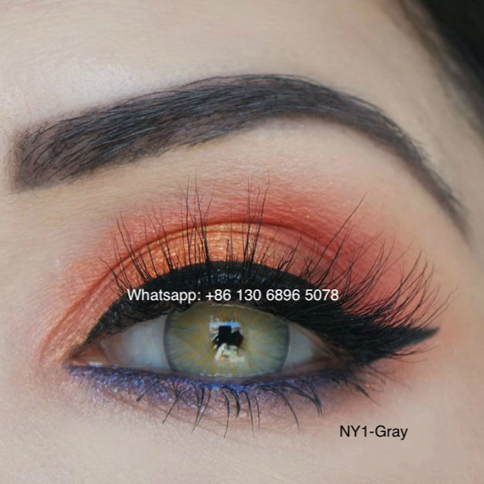 New York Wholesale Cheap High Quality Nature Look korea contact lenses New Look Color contact eye lenses korea contact lens