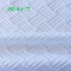 SHUDE Weft Knitted Air Layer textile manufacturing Fabric for Home Textile