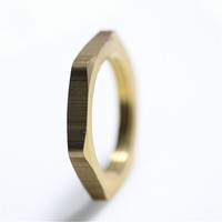 High quality Hot-Saling Brass Nut Hex Copper nut Hexagonal Thread Nuts