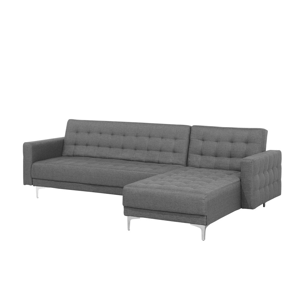 Foam Double Fabric Folding Sofa Bed