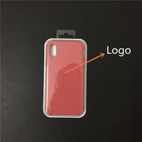 China factory original silicon cell phone case cover for apple for iphone 7 ,for iphone x 10 silicone case with logo/witout logo