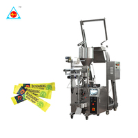 Vertical FFS automatic back sealing sachet coffee sugar stick packing machine