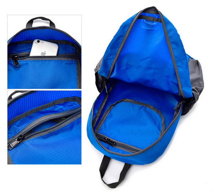 Wholesale Simple Design Travel Backpack Outdoor School Bag