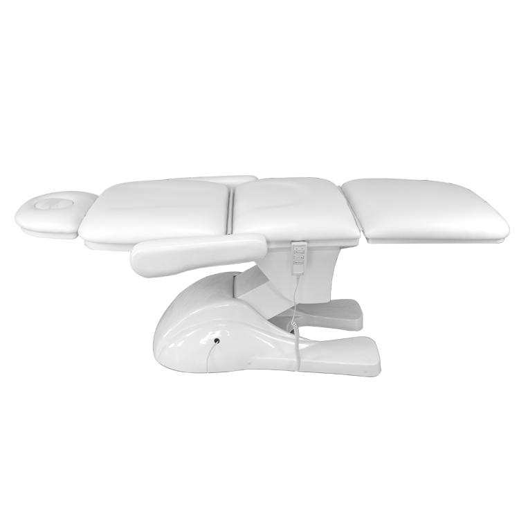 VIP-клуб спа салонов кресло Электрическое Массажное тепловой электрический стол для процедур с мотором 4