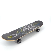 Evolve bord 31*8 zoll Tiefen konkaven <span class=keywords><strong>Skate</strong></span> Board <span class=keywords><strong>deck</strong></span> 7 schichten Maple custom decks skateboard mit 4 rad