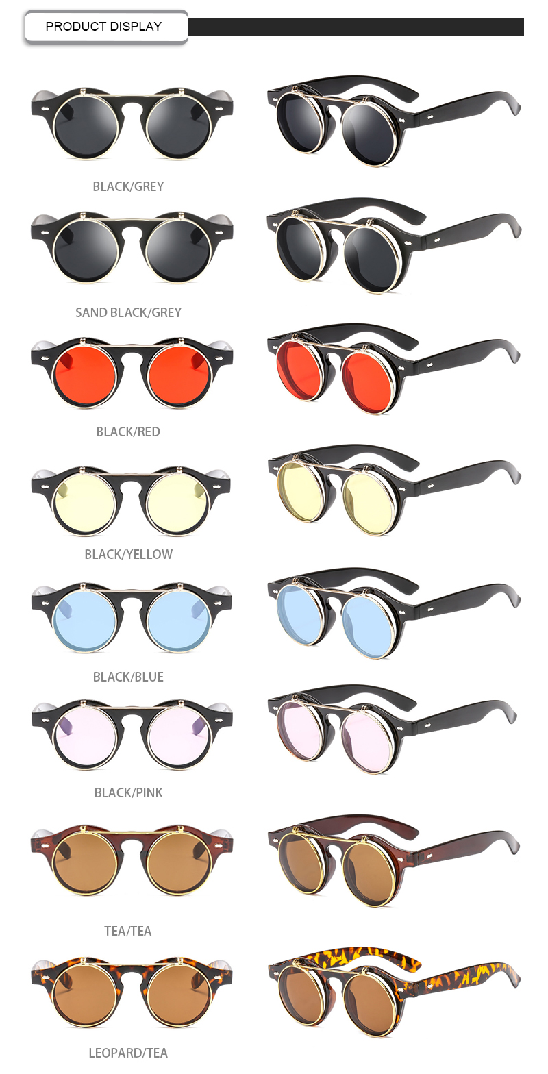 Fuqian Top female sunglasses factory-15