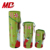 Cosmetic CoCoated Paper green red Paper Tube wine bottle tube