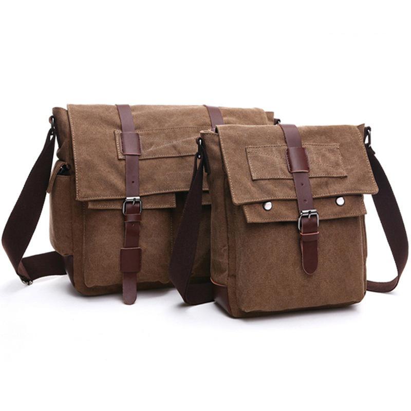 Wholesale custom design trending business messenger casual bags Mens Shoulder Bag