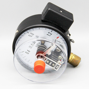 Extremely accurate electrical contact pressure gauge 4 inch pressure gauge with dial replacement hot sales on Indonesia