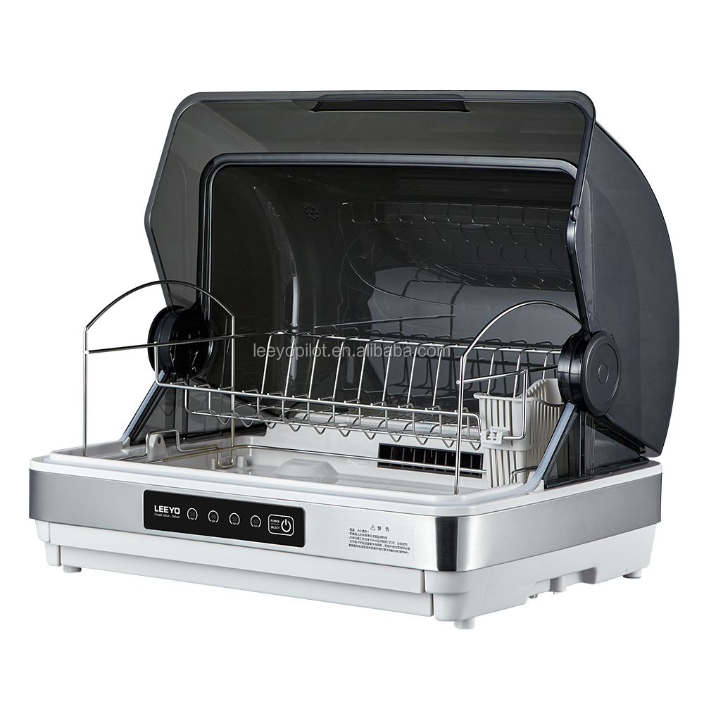 large capacity flexible portable electric dish dryer