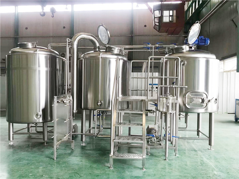 1500l beer brewing system