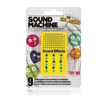 OEM Branded sound machine with 9pcs different kinds sound effect for children gift