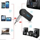 Car Bluetooth Car Audio Adapter 3.5mm Audio Jack Wireless Handfree Car USB Bluetooth Receiver Aux For TV PC Headphone Car Kit Wireless Adapter