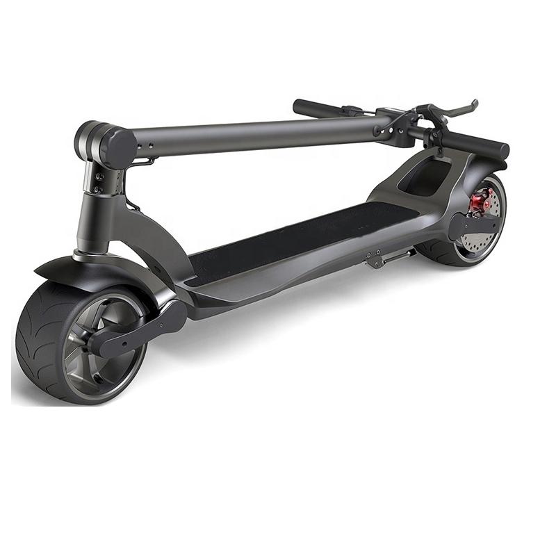 2020 upgrade widewheel 500W 36V 8.8Ah waterproof Fat tyre light portable electric scooter