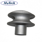 Anodizing High Precision Zinc Aluminum Die-Cast Knob For Machinery