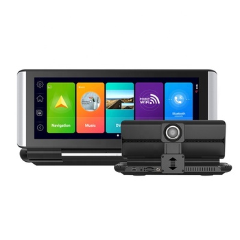 6.86 inch 4G Network Android With Wireless Rearview Camera DVR System Factory best selling In Stock Low Car Gps Navigation