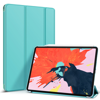 Ultra thin waterproof shockproof PC tablet covers surface pro case for ipad cover 2018
