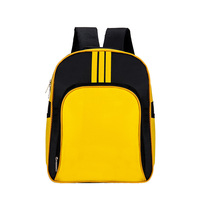 Promotional Custom Quality Soft Oxford Primary Kids Back Pack School Bags Backpack For Children